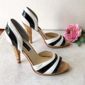 Steven Madden Open _toe heels